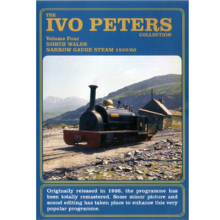 Ivo Peters – North Wales Narrow Gauge Steam 1959/60