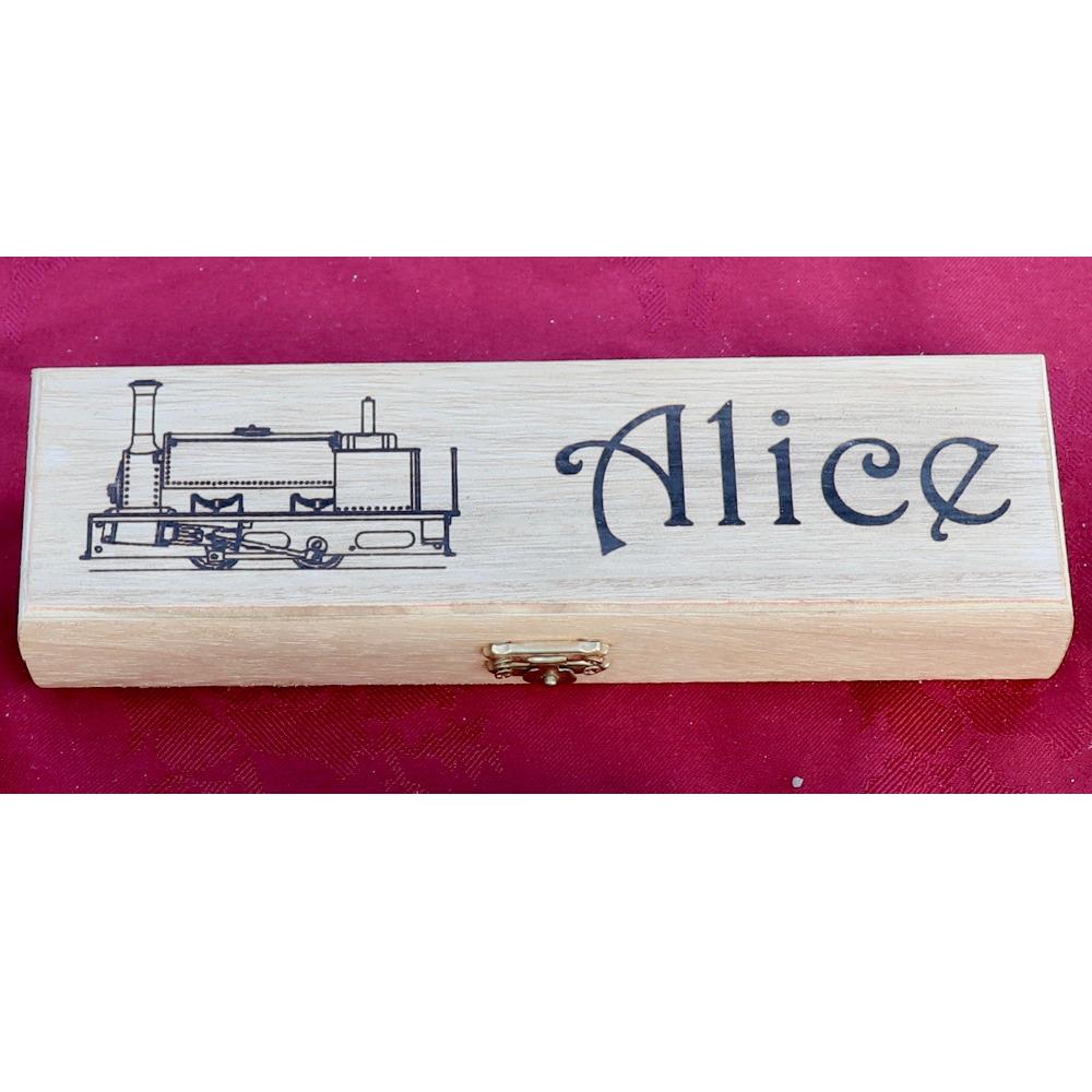 Alice Jewellery Box