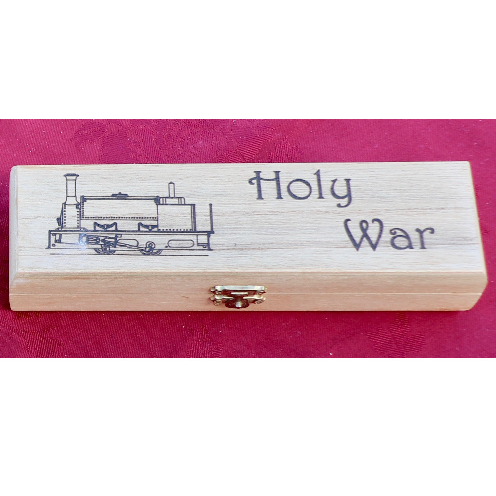 Holy War Jewellery Box