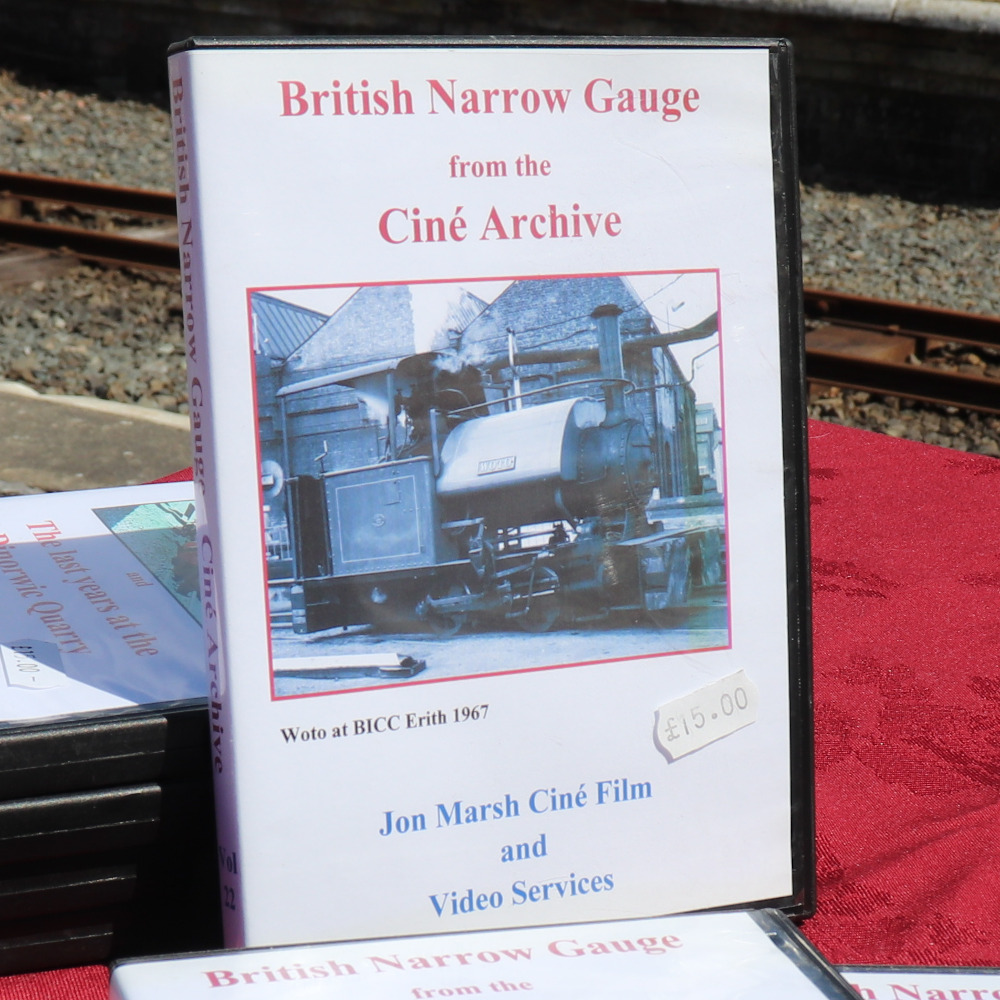 British Narrow Gauge – Jon Marsh