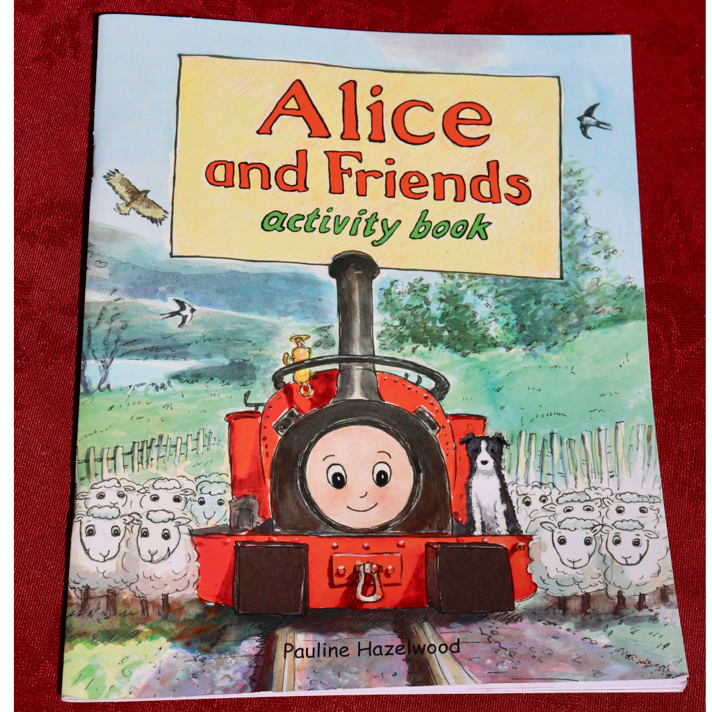 Alice and Friends Activity Book