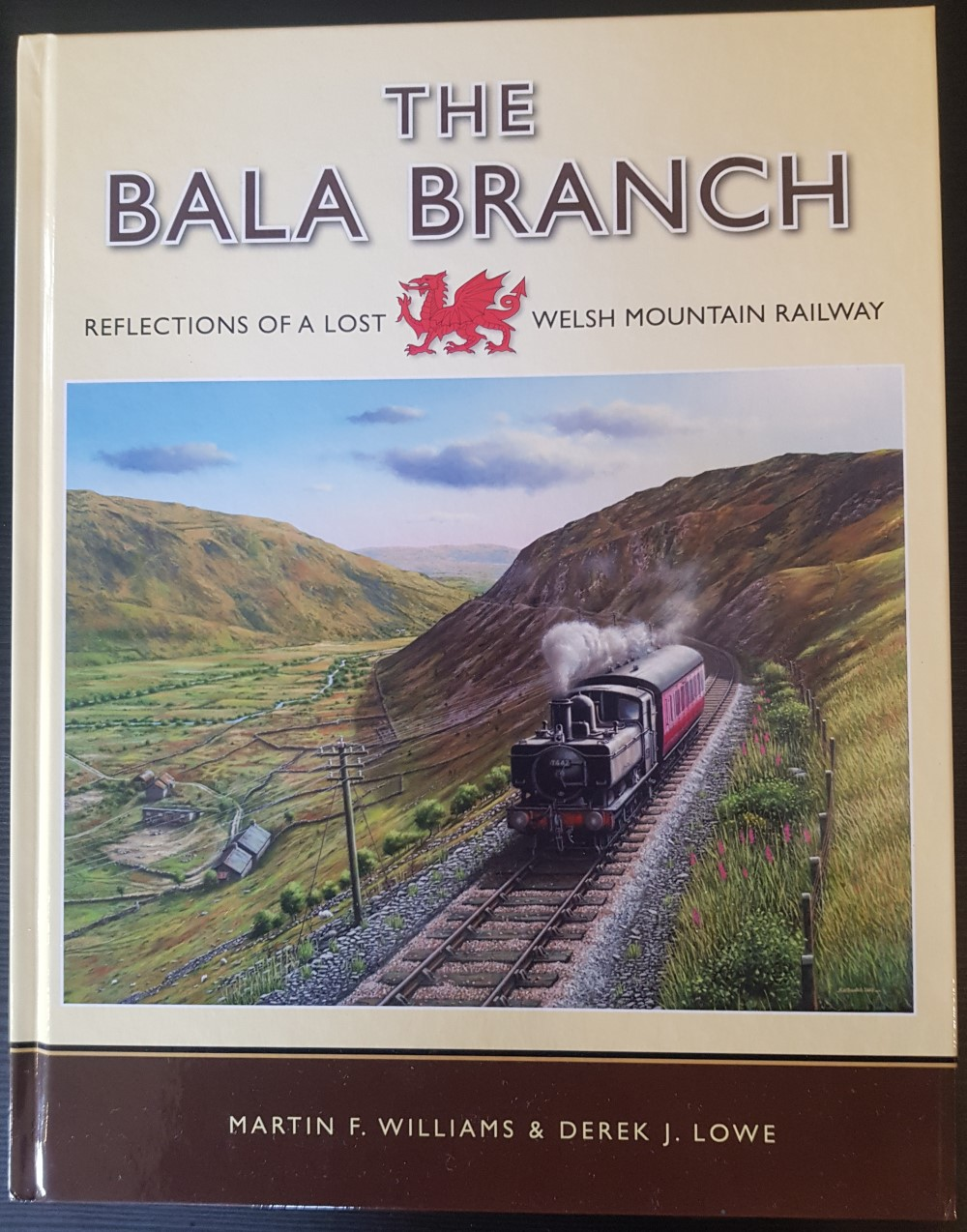The Bala Branch – Martin F Williams & Derek J Lowe