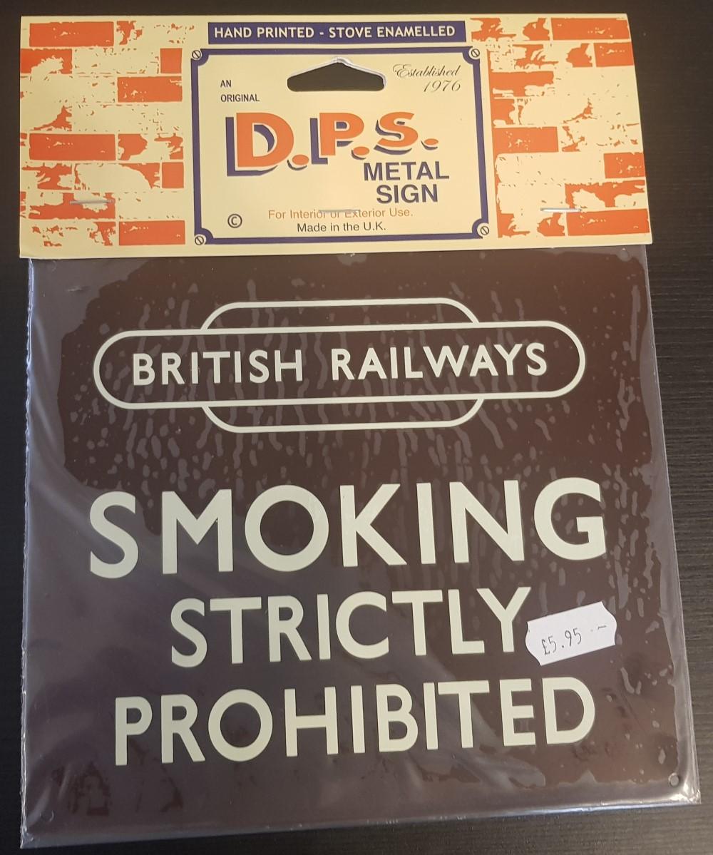DPS Sign 'No Smoking'