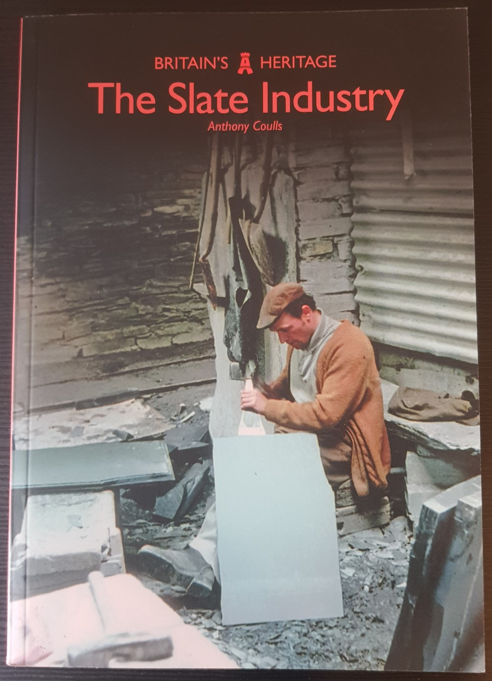 The Slate Industry – Anthony Coulls