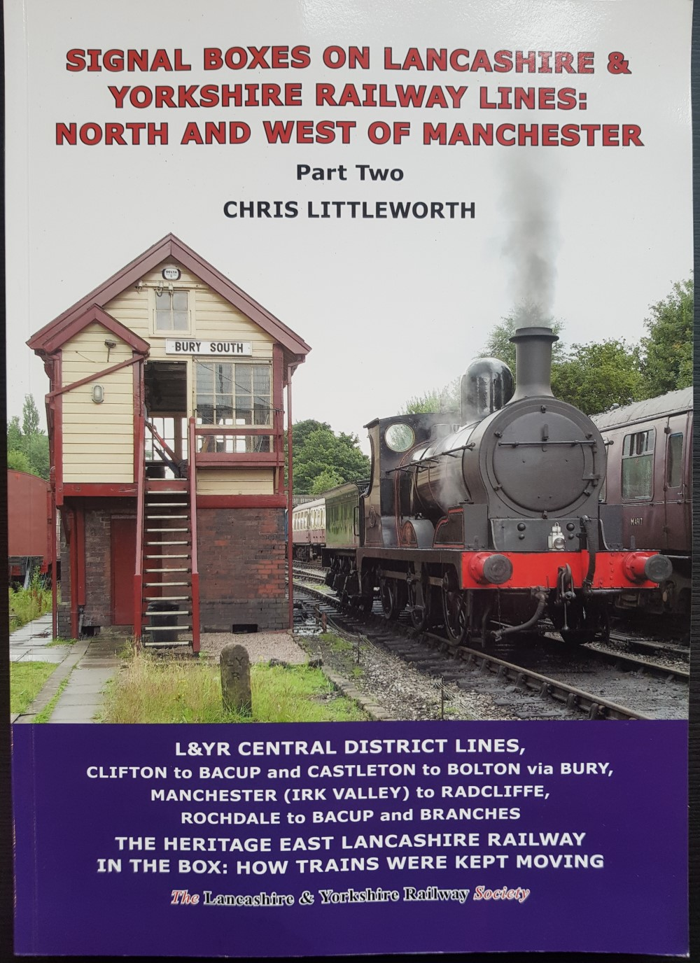 Signal Boxes on Lancashire and Yorkshire Railway Lines 'North and West of Manchester' Part 2