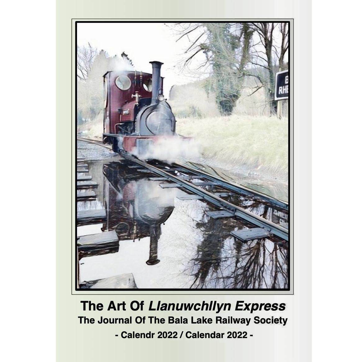 Bala Lake Railway Society – Calendar 2022
