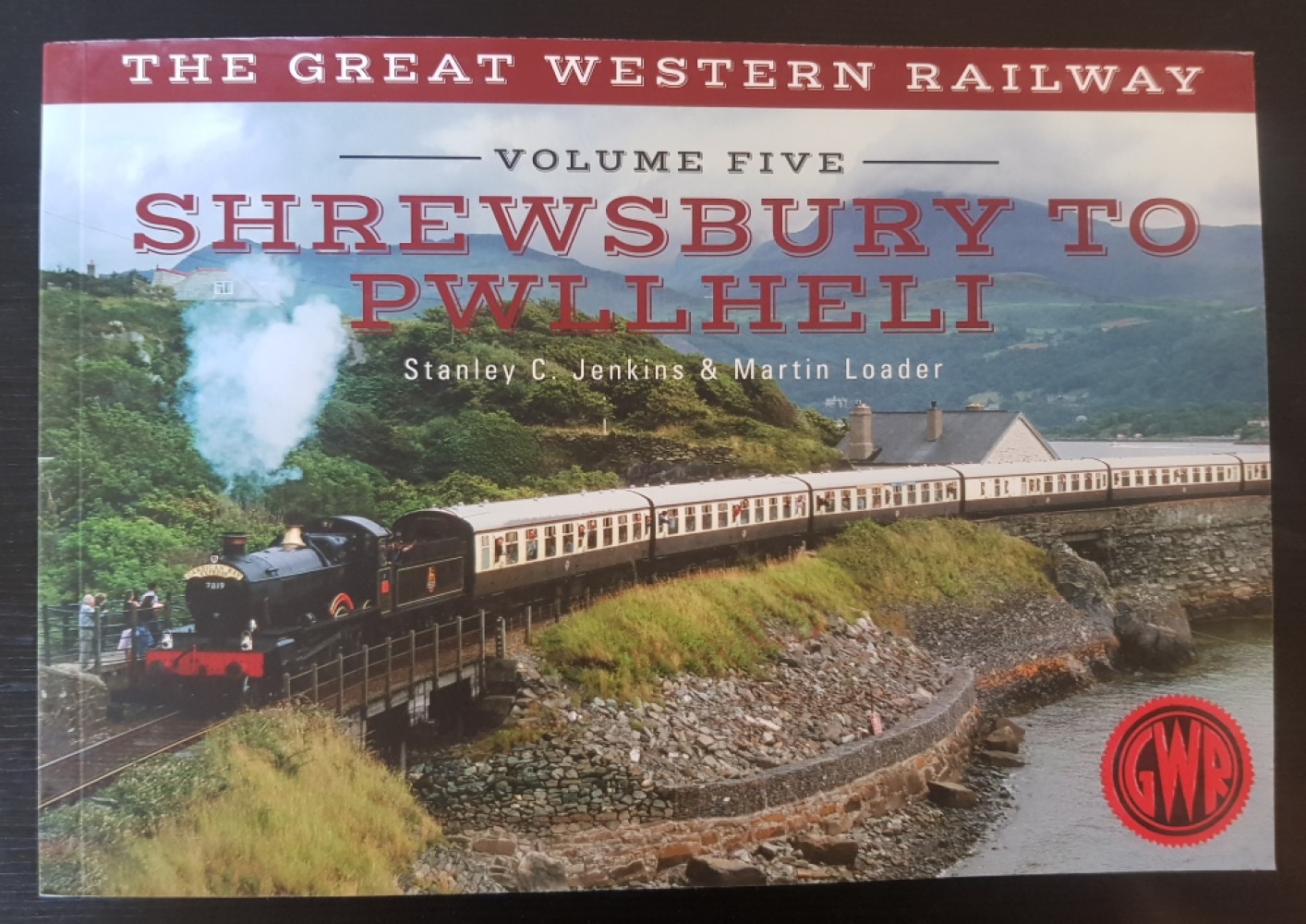 Vol 5 Shrewsburry to Pwllheli